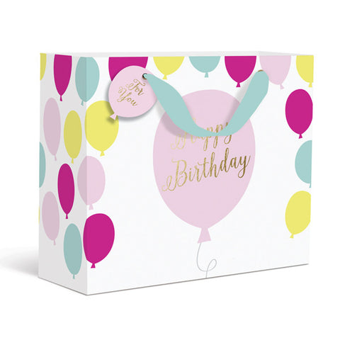 Balloons Small Gift Bag