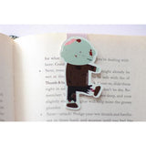 Zombie Jumbo Magnetic Bookmark