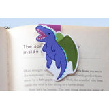 Dragon Jumbo Magnetic Bookmark