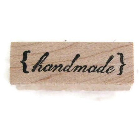 Handmade Rubber Stamp