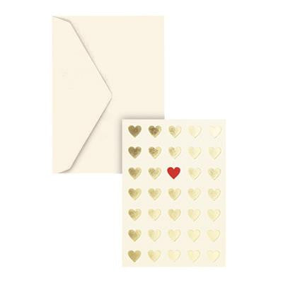 Lots of Love Folded Notes