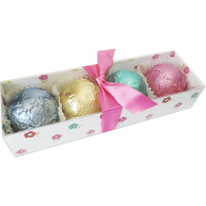 Shower Truffles Boxed Set of 4