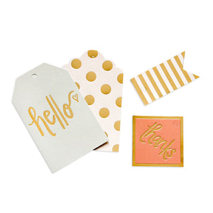 Trend Gift Tag Box