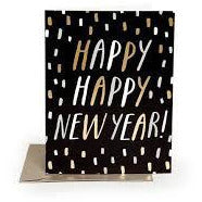 Happy Happy New Year Boxed Cards
