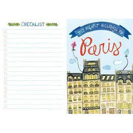 Paris Pocket Journal