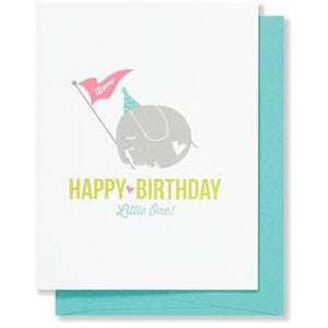 Ellie Birthday Greeting Card