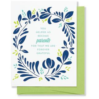 Forever Grateful Greeting Card