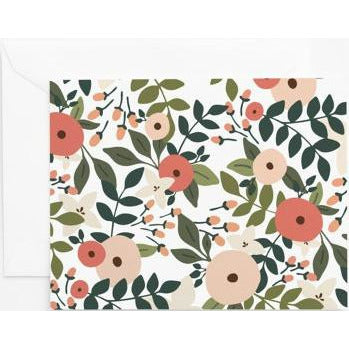 Rosy Grove Note Card Set