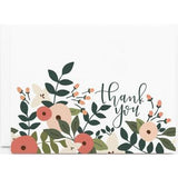 Rosy Grove Thank You Card Set