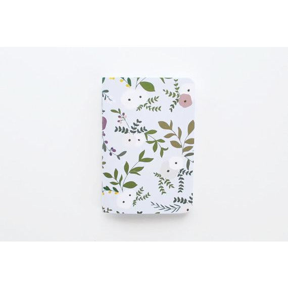 Wild Garden Pocket Journal