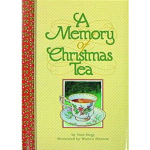 Memory of Christmas Tea Book