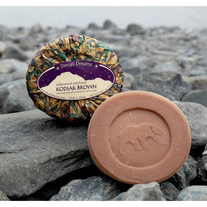 Kodiak Brown Handcrafted Soap