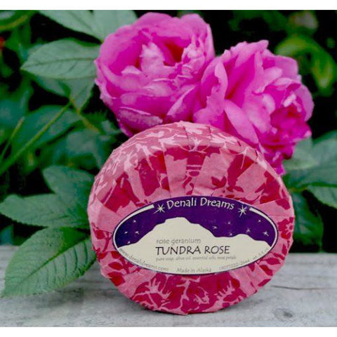 Tundra Rose Handcrafted Soap
