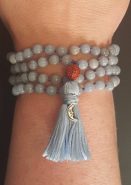 Angelic Mala - Petite (smaller beads)
