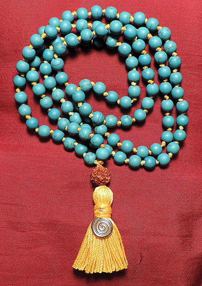 Calming Mala - Petite (smaller beads)