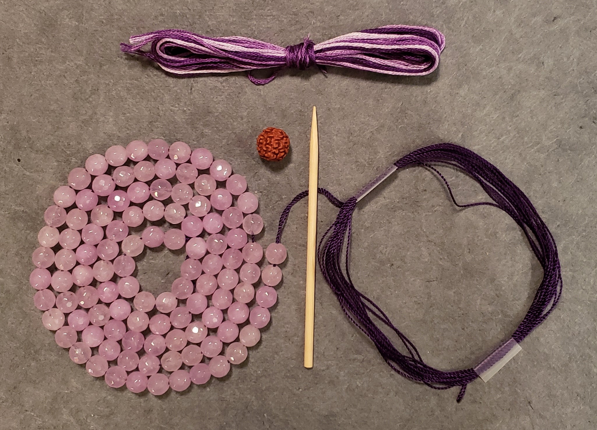 Dream Mala Kit - Jade