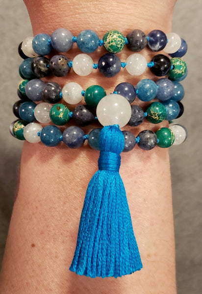 Elements Maha Mala - Water Element