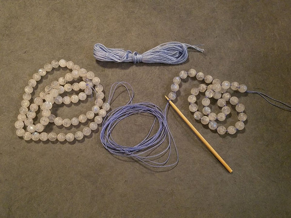 January 17th - NEW YEAR  Intention and Mala Making at Discover Your Spiritual Gifts