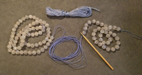 Video Series for Making Malas at Home