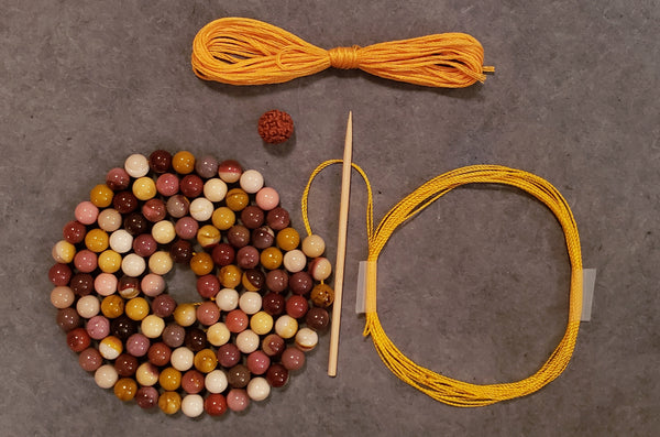 Guidance Mala Kit - Mookaite