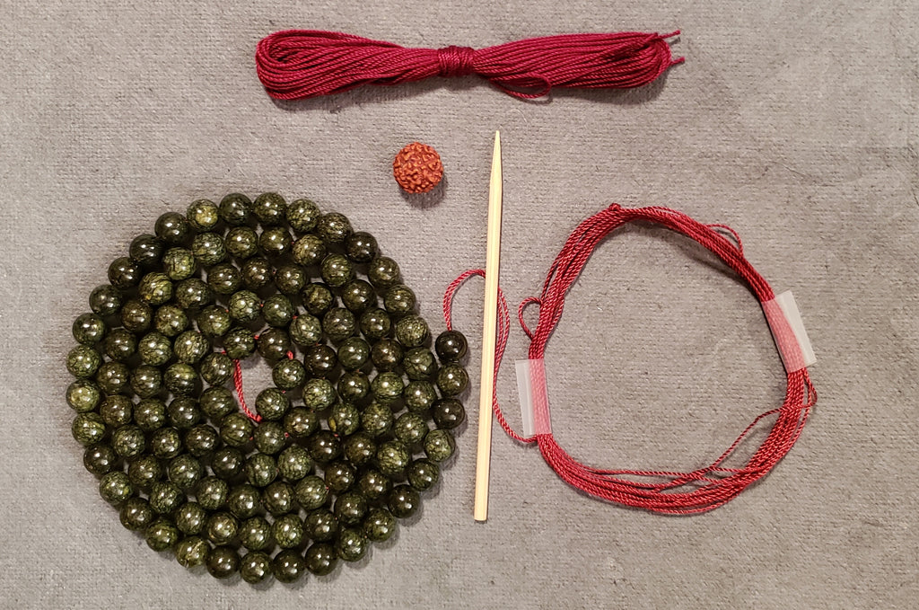 Clearing Mala KIT - Serpentine