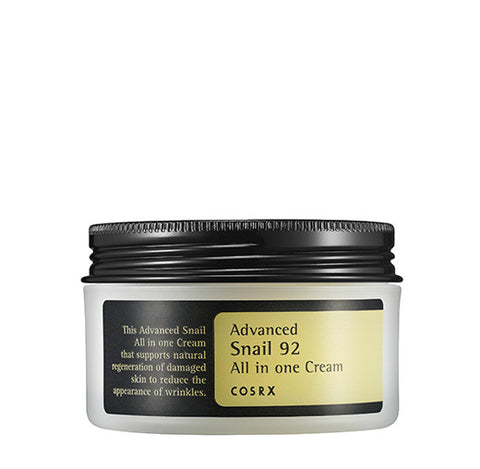 COSRX ADVANCED SNAIL 92 ALL IN ONE CREAM - COSRX -VU:TING