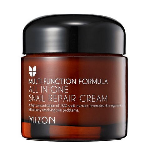 Mizon All In One Snail Repair Cream 75ml (Skin Regeneration , Anti-Wrinkle, Elastic)
