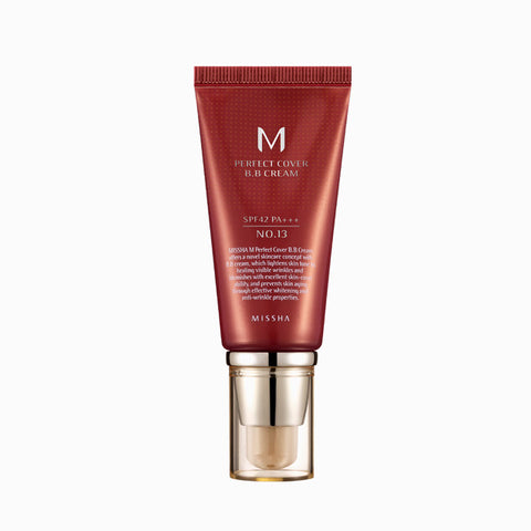 MISSHA M PERFECT COVER BB CREAM 50ml - MISSHA -VU:TING