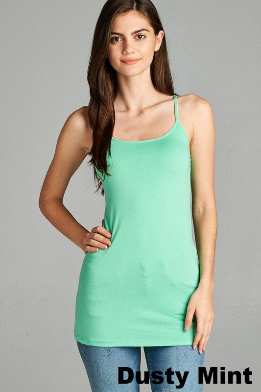 Medium Cami (Other Colors)