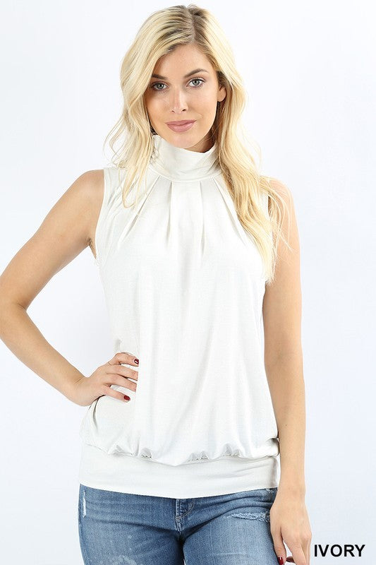 High Neck Tank (Multiple Colors)