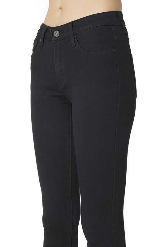 Basic Black Kancan Skinnies