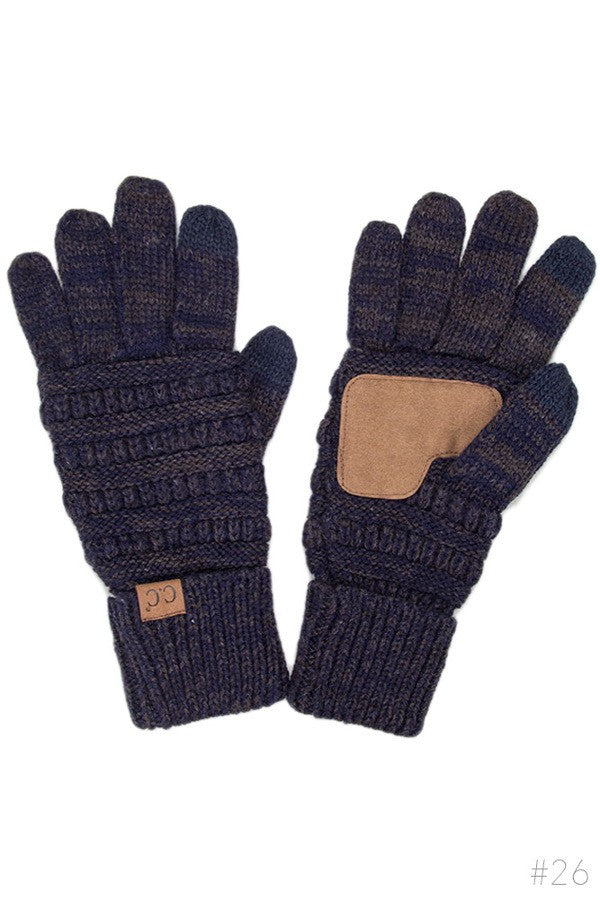 C.C. Touch Screen Gloves