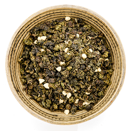 Winter White Chocolate Mint Tea (2 oz)