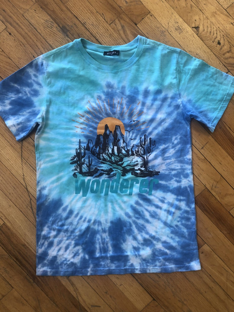 Wonderer Graphic Top