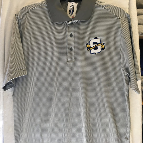 NEW    Seton Hall Prep Hazard Zet Forward Polo