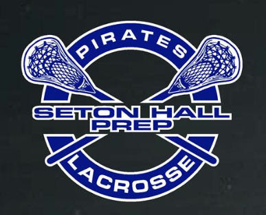 SHP Lacrosse Decal