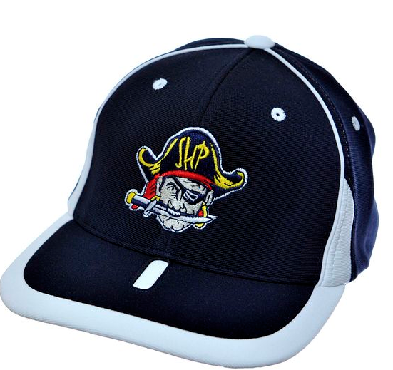 Pirate Logo Two-Tone Hat