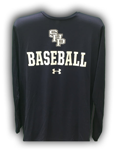 UA SHP Baseball Tech-T (LS)