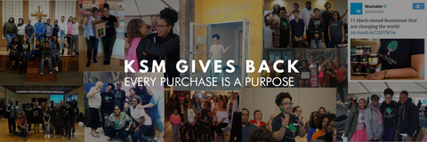 KSM Gives Back