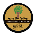 Gingerbread Cookie Butter Cream for Natural Hair, Skin and Nails