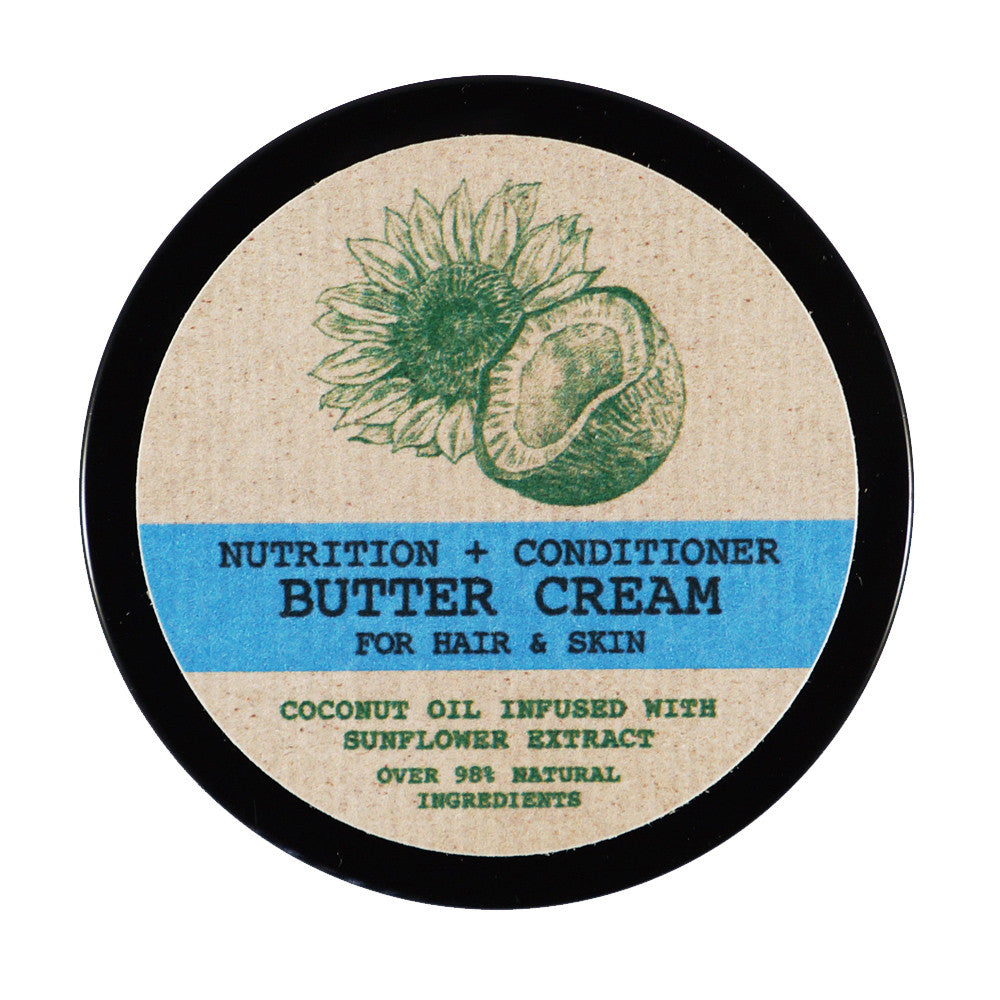 Nutrition + Conditioner Butter Cream - Kyra's Shea Medleys