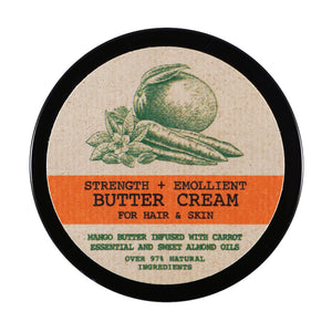 Strength + Emollient Butter Cream - Kyra's Shea Medleys