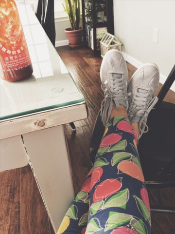 Lularoe Leggings Soulshine Boutique Patterned leggings don't yuck my yum blog