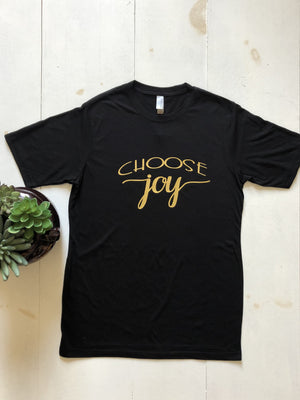 Choose Joy Graphic T-shirt