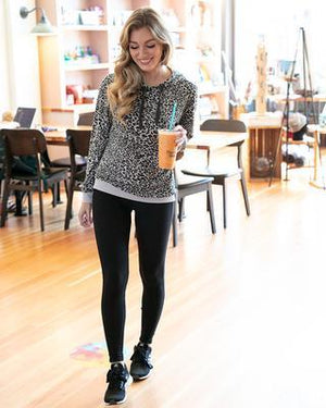 Everyday Live-In Black Leggings
