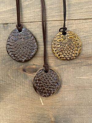 Ceramic Necklace - Simply Life Design