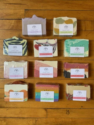 all natural honey soaps