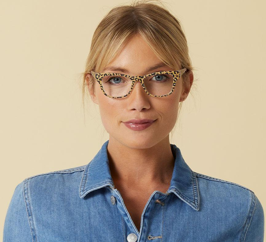 Zero Prescription Blue Light Readers