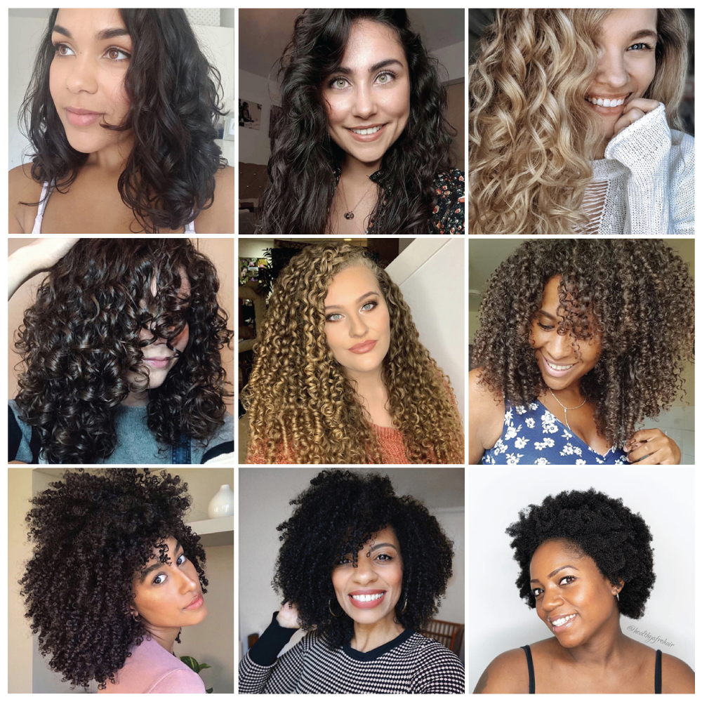What's your Curl Type?– Only Curls