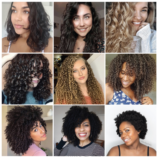 What S Your Curl Type Only Curls